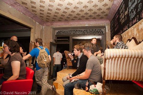 Pics from Sporkful Berlin Meetup