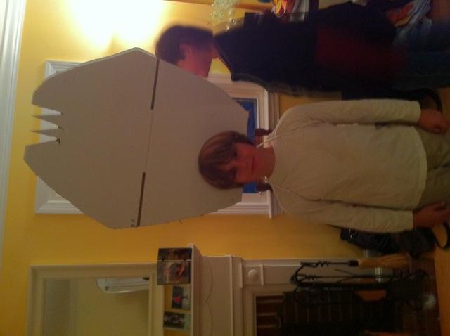 Spork_costume
