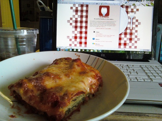 Canadian Cannelloni: The View From Your Laptop
