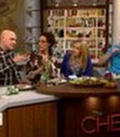 WATCH: Dan and Mark Create Deep Fried Insanity on ABC's The Chew