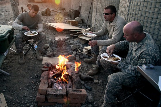 War Zone Eating: MRE Improvement, Bartering, and Veterans' Best Combat Meals Ever