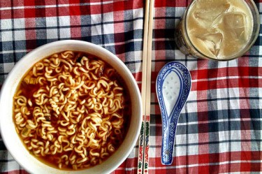 Ramen: Cooking Methods, Flavor Packet Usage, and The Ramen Code