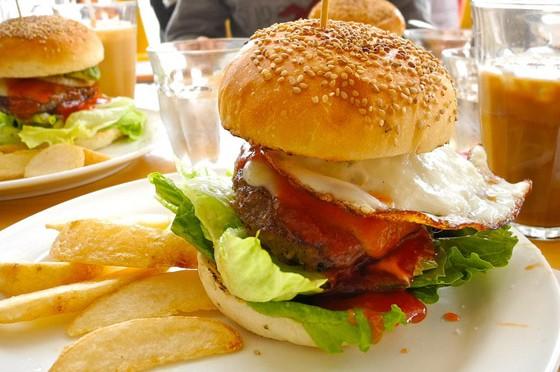 Top Burger Trends of 2013 Include Pork, Pretzel Buns, and More