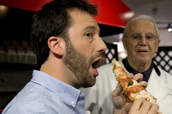 How To Eat Pizza: The Travolta, The Inside-Out Fold, and More