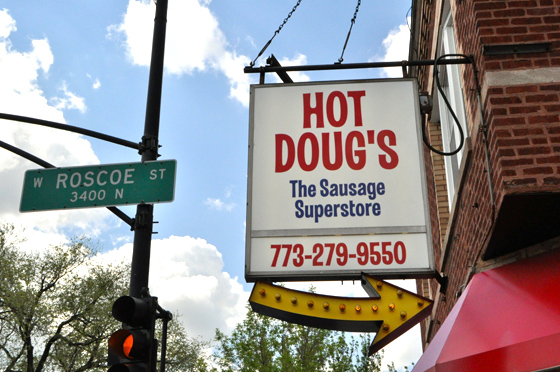 01 Hot Doug's sign copy