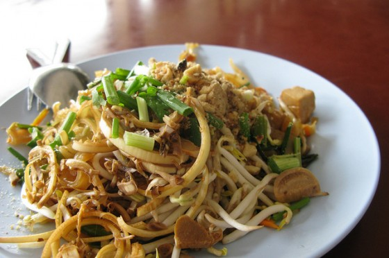 Pad Thai Is The Single Worst Dish For Delivery Or Take Out