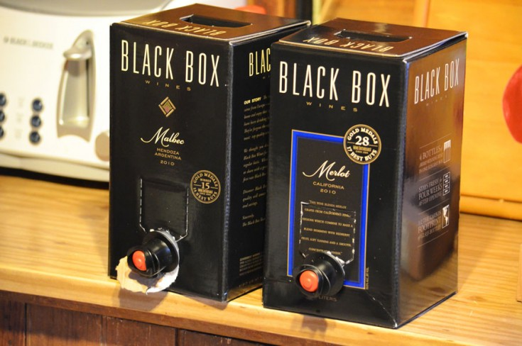 This Holiday Season, Give The Gift Of Boxed Wine