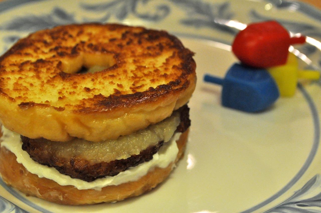 8 Miraculously Innovative Ways To Use Latkes On Hanukkah