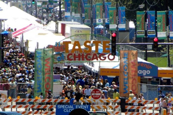 Sporkful Live at Taste of Chicago Guest Lineup Announced!