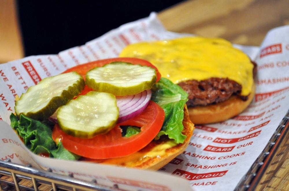A Flavor Chemist Explains Burger Toppings