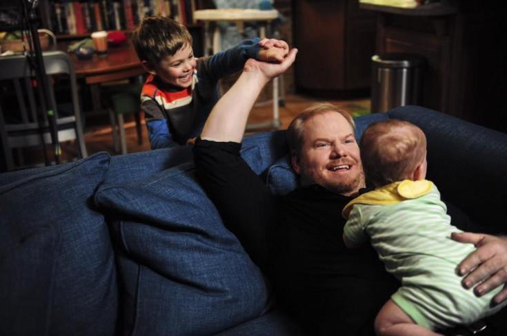 Jim Gaffigan Lies To His Kids About Food