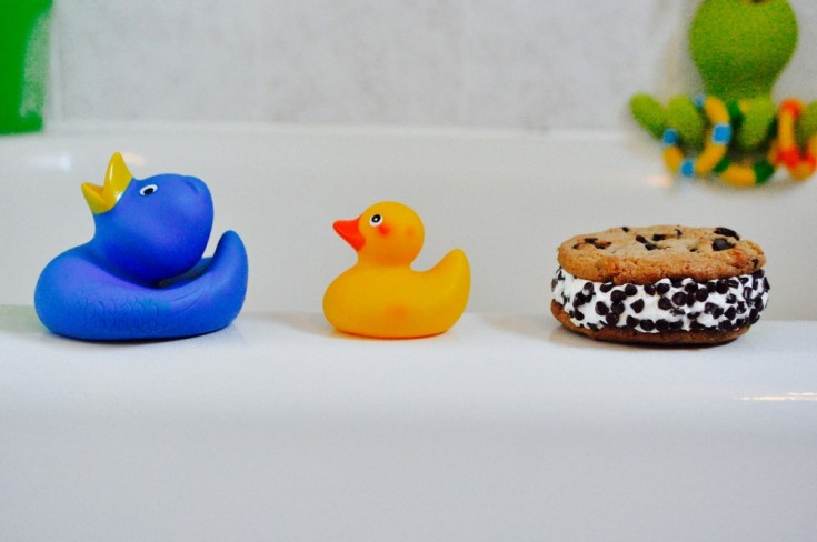 Calls: How Do You Eat An Ice Cream Sandwich In The Shower?