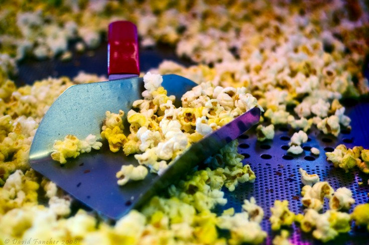 Is It OK To Eat All Your Popcorn Before The Movie Starts?
