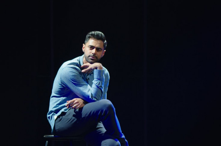 Daily Show's Hasan Minhaj Says Life Is Like Biryani