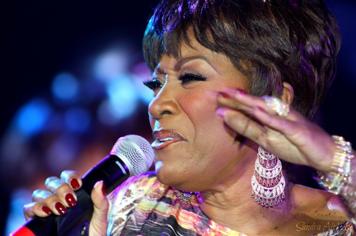 Patti LaBelle Brings Her Frying Pans On Tour