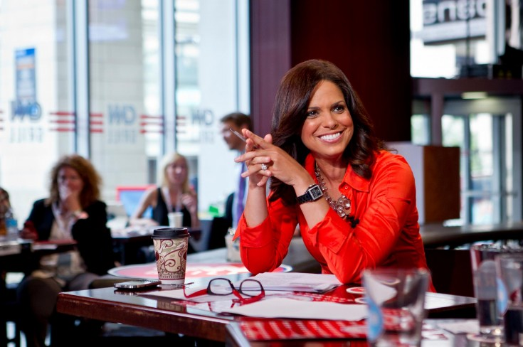 Your Mom's Food Pt. 3: Soledad O'Brien Cooks Rice, Not Beans