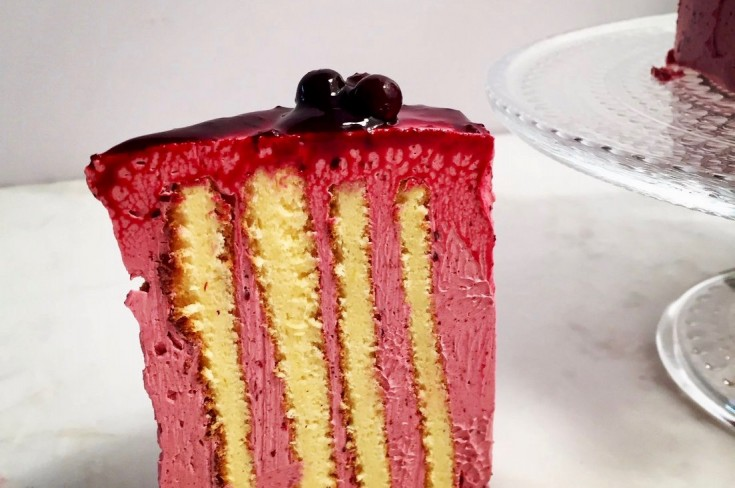 To Eat Less Sugar, Bake A Cake, Says Yotam Ottolenghi