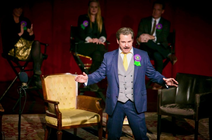 Comedy Is Like Making Pasta From Scratch (with Paul F. Tompkins)