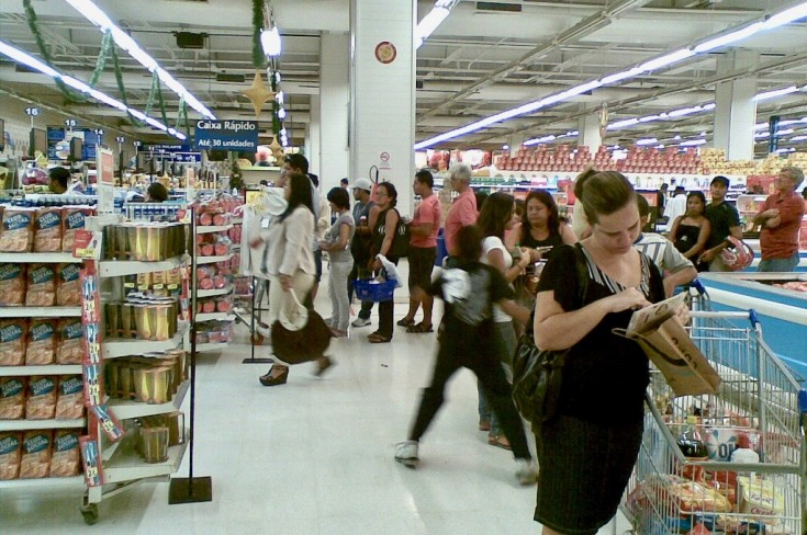 The Ethics of Supermarket Lines