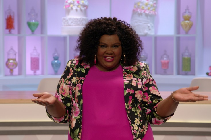 Comedian Nicole Byer Sees Her First Shrimp