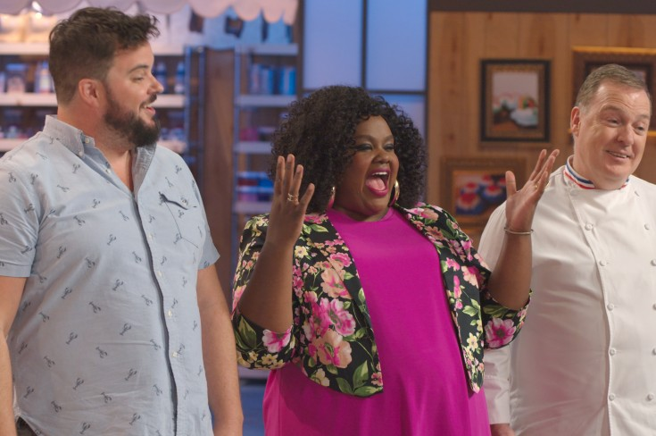 """""""Nailed It!"""" Host Nicole Byer Thinks It's Weird To Make Sandwiches"""