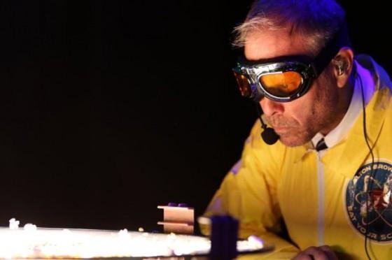 Alton Brown Keeps A Scrambled Egg Journal