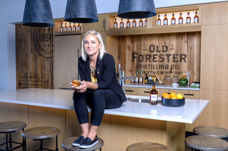Is The Future Of Bourbon Female?
