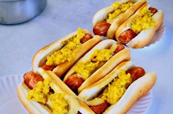 This Hot Dog Tastes Like Home